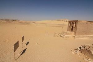 Menya, Tal Amarna, Beni Hassan tombs