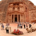 Petra Day Tour from Taba by Ferry Boat