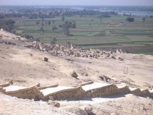 Tal Amarna, Beni Hassan tombs