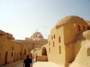 Wadi El Natroun tour