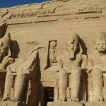 Abu Simbel by Air from Aswan