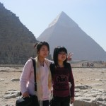 Egyptian pyramid tour