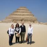 Tour of Pyramids from Alexandria
