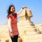 Trip to pyramids