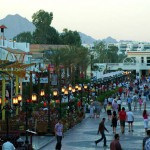 Sharm EL- Sheik  markets