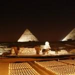 sound light show pyramids egypt
